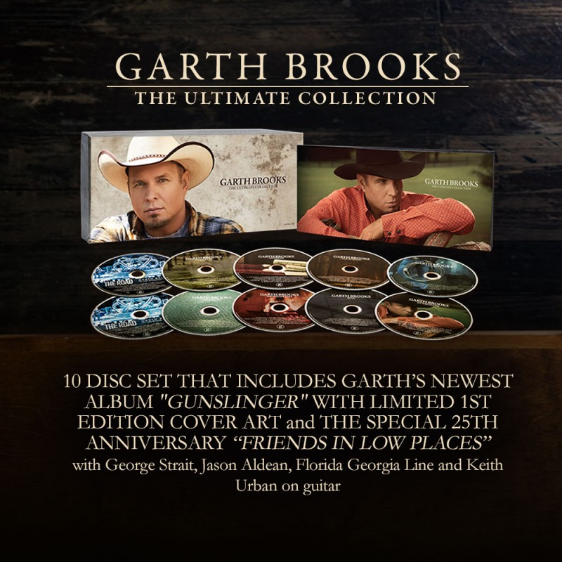 Garth Brooks: The Ultimate Collection