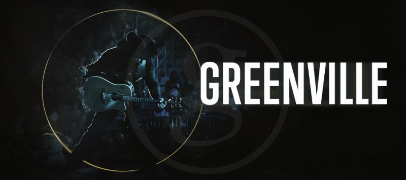 GREENVILLE, GET READY FOR THE GARTH EXPERIENCE!
