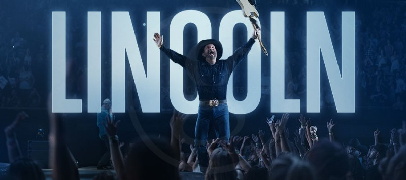 GARTH BROOKS RETURNS TO LINCOLN!