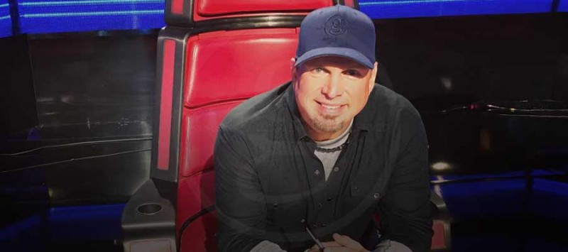 THE VOICE WELCOMES GARTH AS KEY ADVISOR
