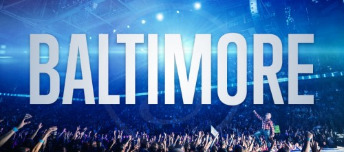 GARTH SETS NEW RECORD IN BALTIMORE!
