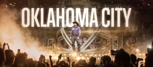 GARTH BROOKS RETURNS TO OKC