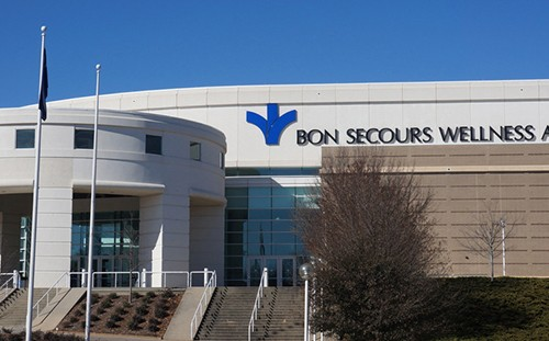 Bon Secours Wellness Arena