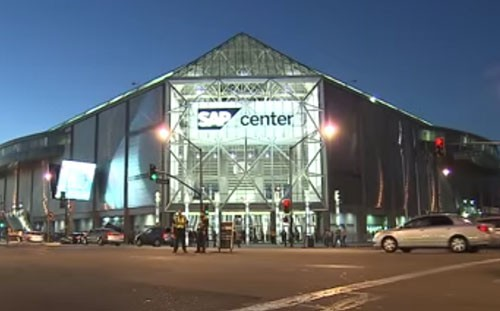 SAP Center at San Jose